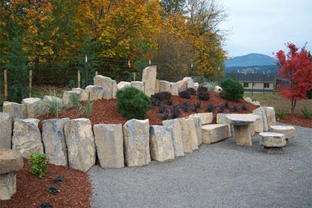 Boulders Vancouver WA